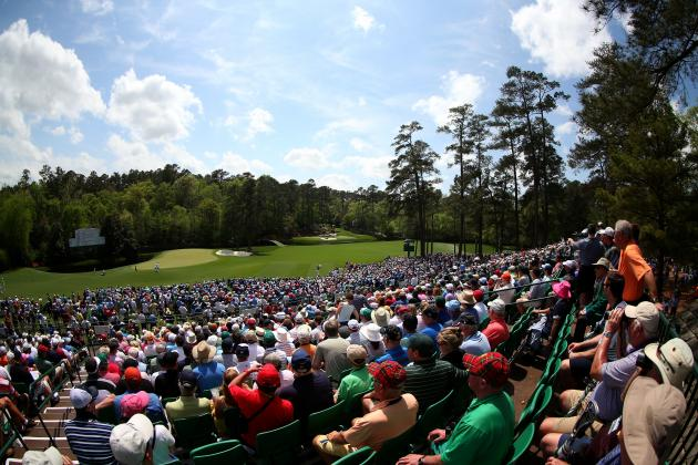 Ranking the 10 Most Difficult Courses on the PGA Tour