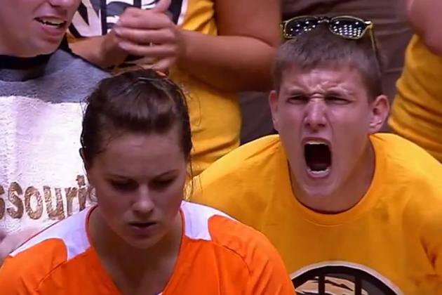 30 Pics of Sports Fans Losing Their Minds