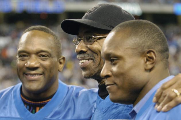 The 50 Greatest Players in Detroit Lions History