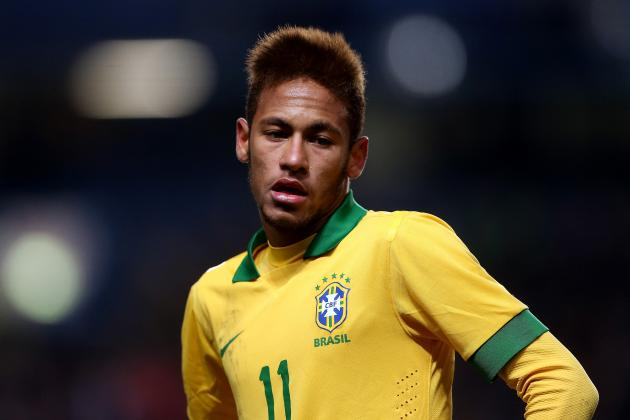Neymar Transfer Rumours: Latest News on the Santos Star