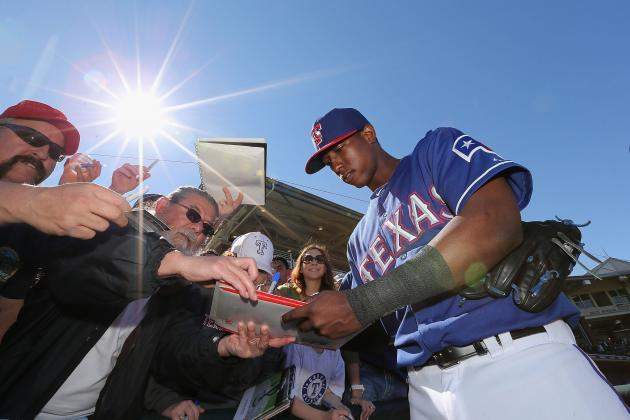 5 MLB Teams Watching Jurickson Profar's Performance for Summer Trades