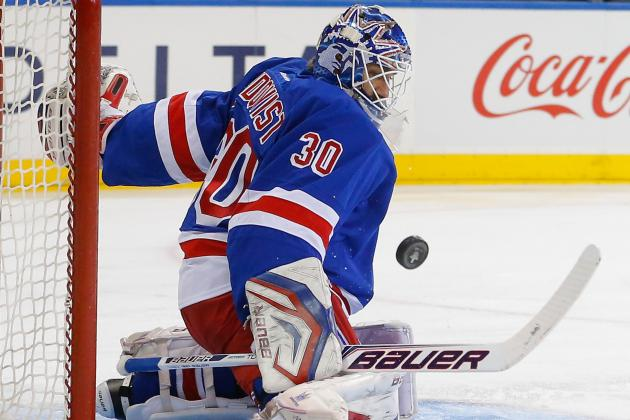 NHL Playoffs 2013: Best and Worst Goaltending Performances So Far