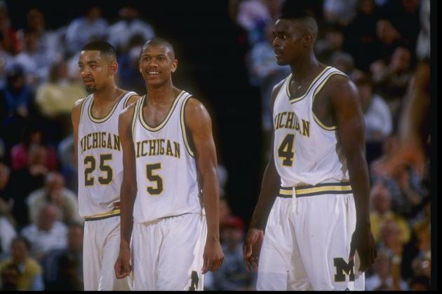 Michigan Basketball: Ranking the 5 Most Hyped Recruits in Wolverines History