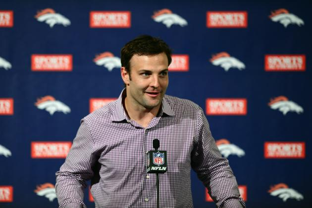 The Best and Worst Moves of the Denver Broncos' 2013 Offseason