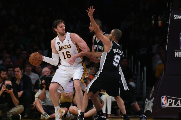 Potential Pau Gasol Trade Scenarios to Boost LA Lakers' Depth