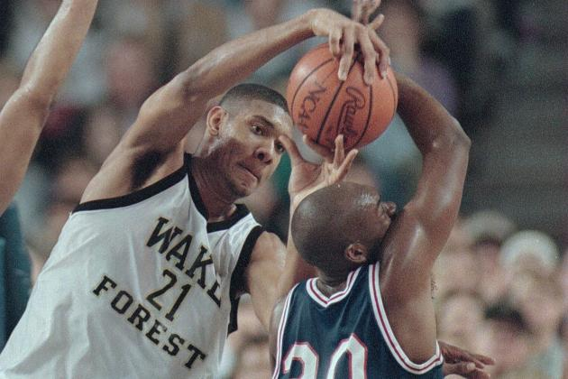 Ranking the 10 Most Dominant Rebounders in College Basketball History