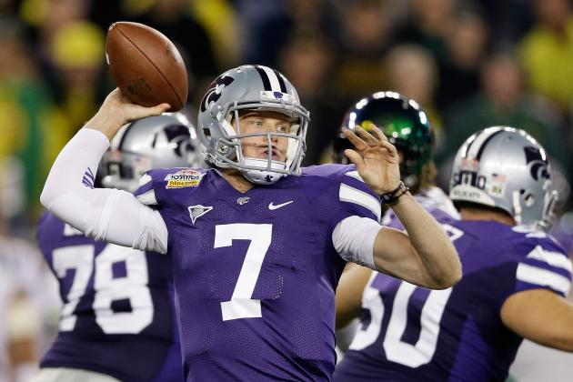 Breaking Down Kansas State Football's Biggest Losses and Their Replacements