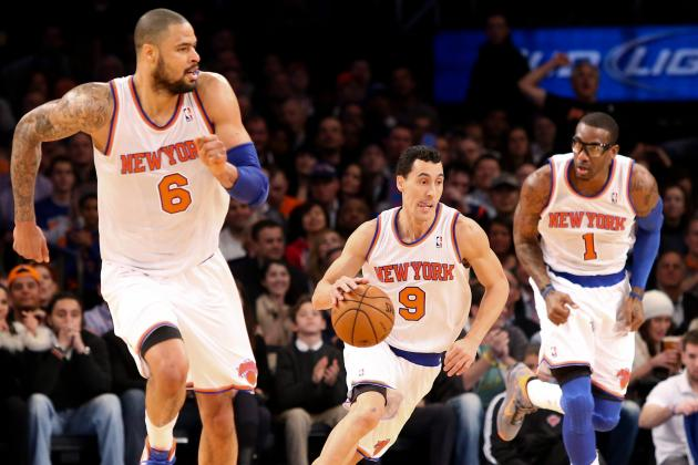 Biggest Questions New York Knicks Are Facing Heading into 2013 NBA Offseason