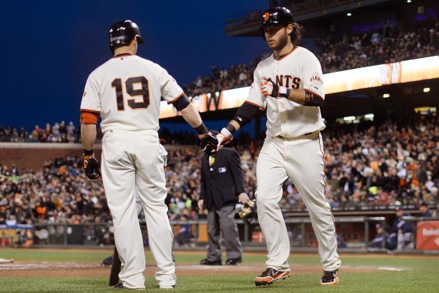 San Francisco Giants: 5 Biggest Surprises so Far This Season