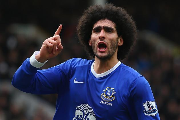Everton Players Linked to Manchester United: Who Will Follow Moyes and Who Won't