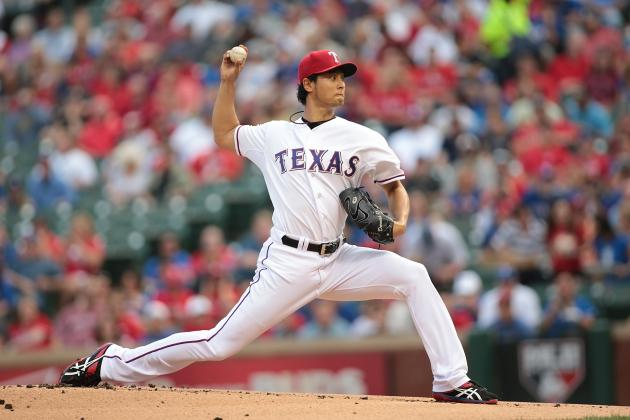 2013 MLB First-Quarter Grades: Texas Rangers