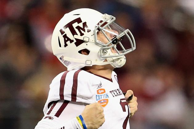 5 College Football Records That Could Be Broken in 2013