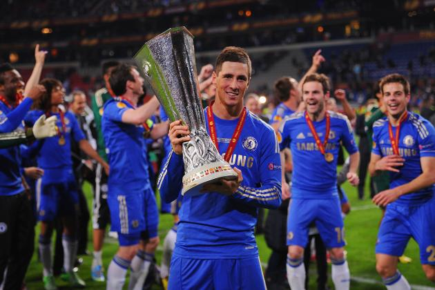 Chelsea 2012-13 Review and End-of-Season Awards