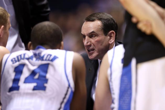 Duke Basketball: ACC Teams the Blue Devils Should Be Worried About