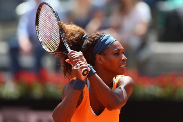 Power Ranking the Top 20 Women's Players Heading into the 2013 French Open