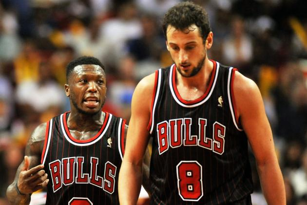 Ranking the Chicago Bulls' Most Likely NBA Free Agency Moves