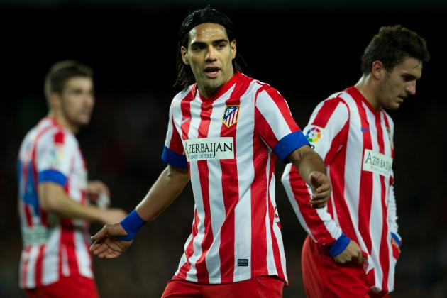 5 Players Who Might Join Falcao at Monaco This Summer