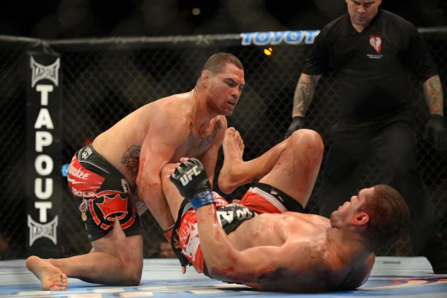 3 Reasons Cain Velasquez Has His Fight Against Antonio Silva in the Bag