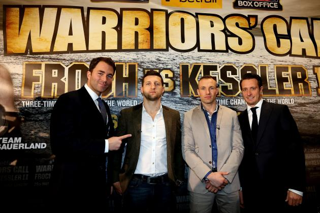 Mikkel Kessler vs. Carl Froch: Preview and Prediction