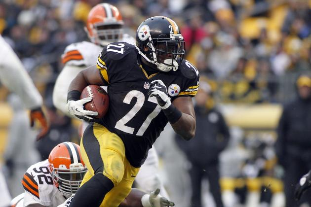 Steelers Running Back Breakdown: Full Evaluation and Depth Chart Analysis
