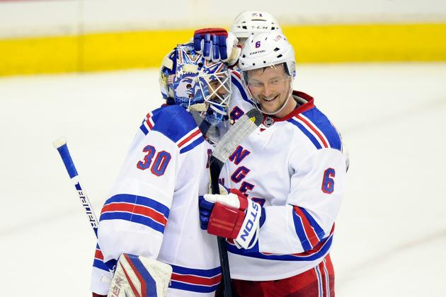 5 Eye-Popping Statistics from New York Rangers' 2013 Playoff Campaign