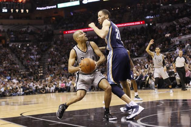 Memphis Grizzlies vs. San Antonio Spurs: Game 2 Postgame Grades and Analysis