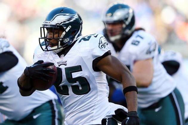 Philadelphia Eagles Running Back Breakdown