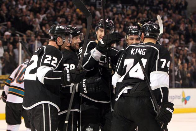 Los Angeles Kings' 5 Most Impressive Players During 2013 Playoffs