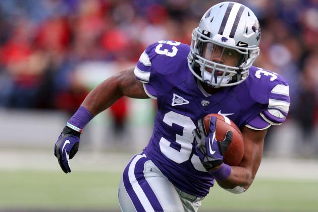 Ranking Kansas State Football's Brightest NFL Prospects