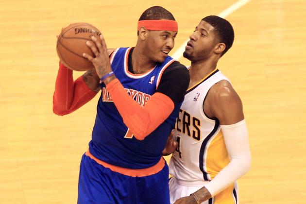 NBA Playoffs 2013: 5 Eye-Popping Stats of the Playoffs so Far