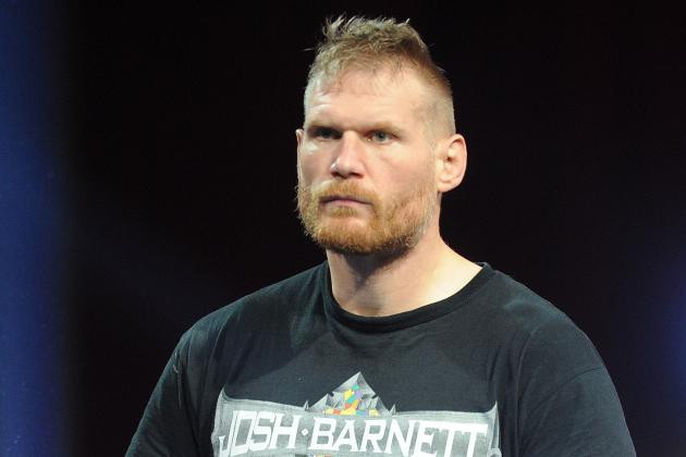 Josh Barnett Signs with the UFC: 5 Potential Opponents for the Warmaster