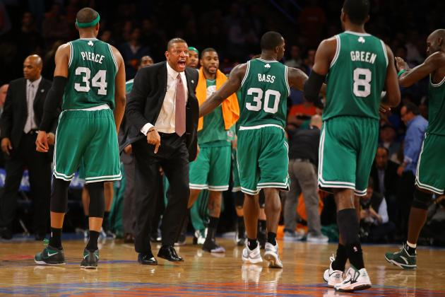 Boston Celtics' Step-by-Step Guide to the Offseason