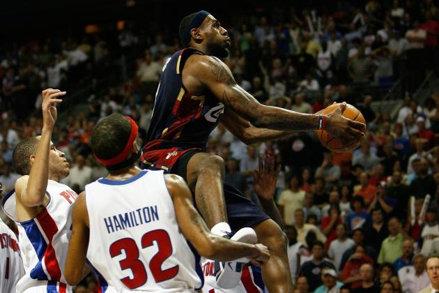 NBA Playoffs: The 10 Greatest Conference Finals Moments