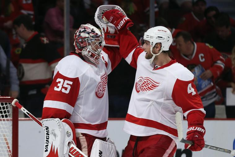 Detroit Red Wings' 5 Most Impressive Players During 2013 Playoffs
