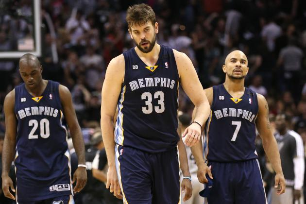 Blueprint for Memphis Grizzlies to Get Back into Series vs. San Antonio Spurs