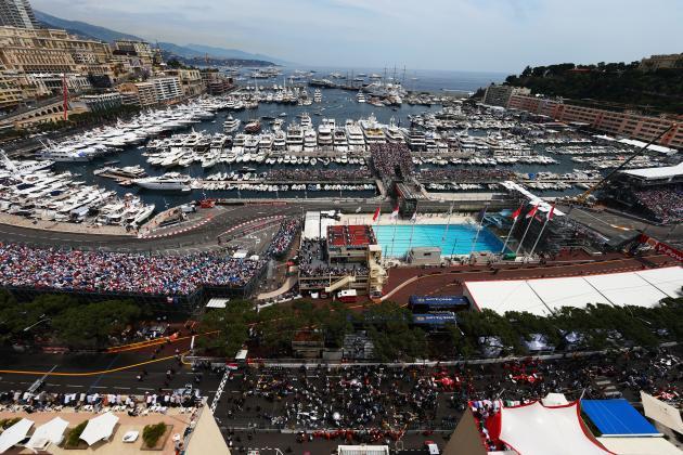 Formula 1: 2013 Monaco Grand Prix Preview