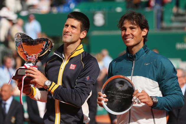 Power Ranking the Top 20 Men's Players Heading into the 2013 French Open