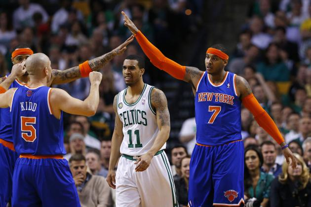 New York Knicks: The Top 5 Moments from This Season