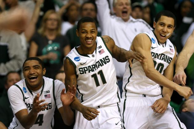 Ranking the 10 Best NCAA Basketball Backcourts for 2013-14 Season