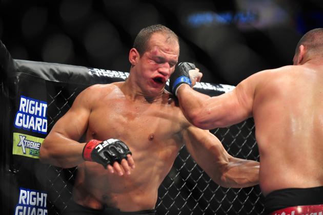 UFC 160: Who's on the Hot Seat Heading into Velasquez vs. Bigfoot Silva 2 Card