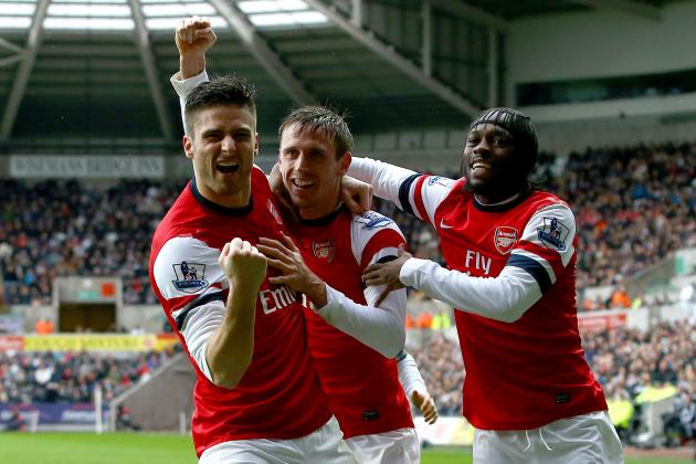 Why Arsenal's Olivier Giroud Can Be the Best Striker in the Premier League