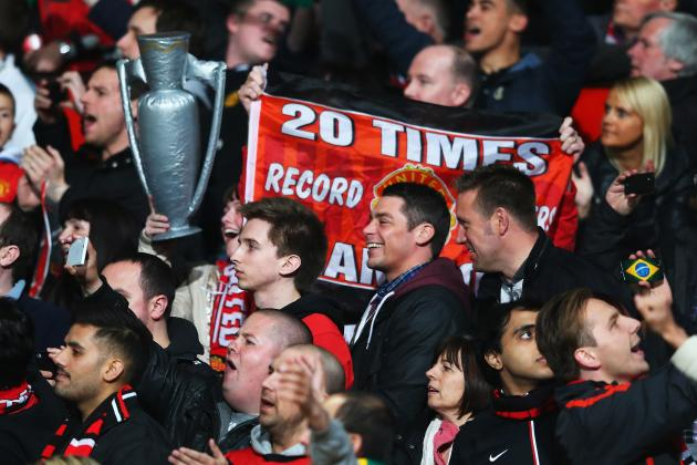 10 Twitter Accounts for Manchester United Fans to Follow