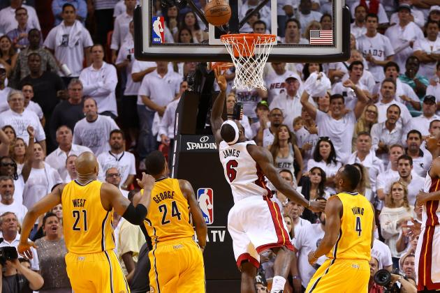Indiana Pacers vs. Miami Heat: Game 1 Postgame Grades and Analysis