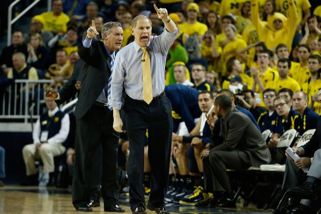 Michigan Basketball: 5 Toughest Games on Wolverines' 2013-14 Big Ten Schedule