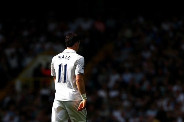Goal-by-Goal Retrospective of Gareth Bale's 2012-13 Tottenham Season