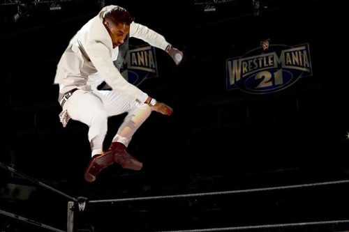 WWE History:  Where Does Miguel's Leg Drop Rank All Time?