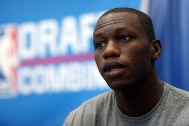 Ranking the Top International Prospects in the 2013 NBA Draft