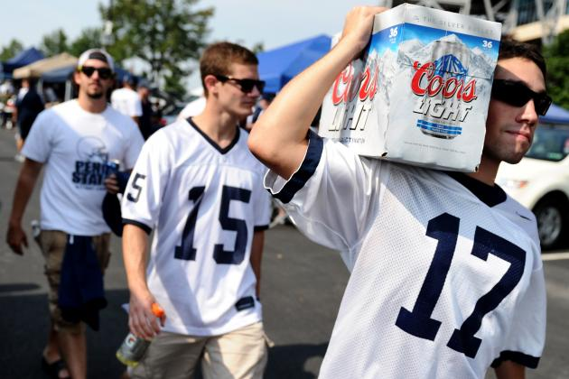 Power Ranking the Best Tailgating Scenes in the Big Ten