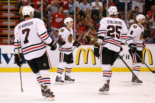 Blackhawks vs. Red Wings: Do's and Don'ts for Chicago to Follow in Game 4