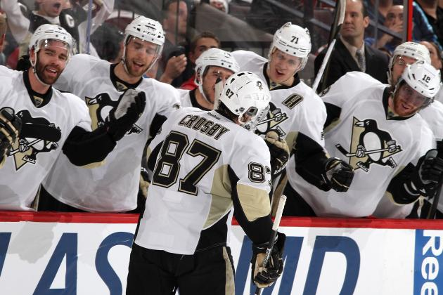Which Pittsburgh Penguins Offensive Star Has Had the Best Postseason?